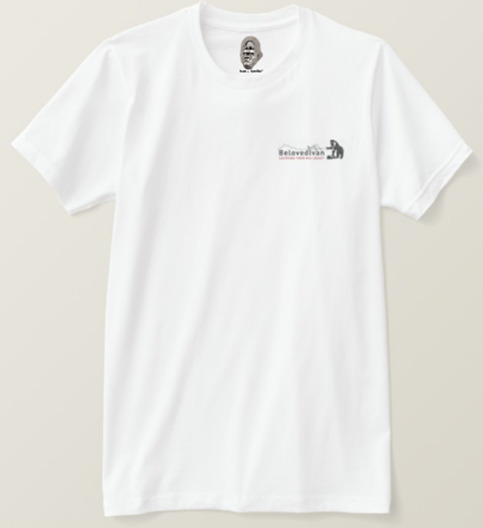 Ivan the Gorilla® tshirt
